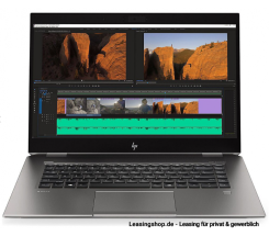 HP zBook Studio G5 i9-9880H 32GB/512GB SSD leasen